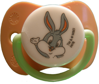 Baby Bugs Pacifier