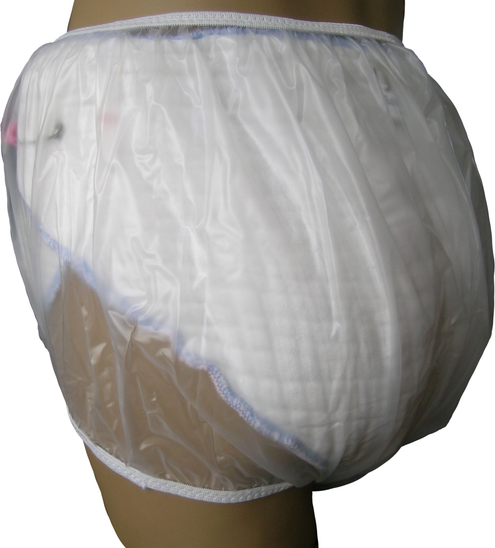 Adult baby diaper pants rubber