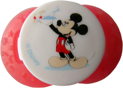 Disney Mickey Airplane Pacifier