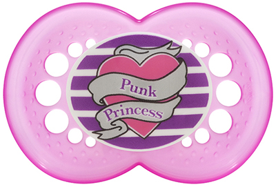 MAM Pink Punk Princess