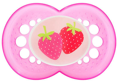MAM Pink Strawberry