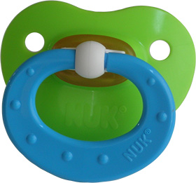 Green/Blue Pacifier