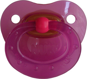 Juicy Grape Pacifier