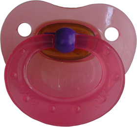 Juicy Pink Pacifier
