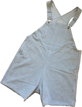 Stripped Engineer Shortall