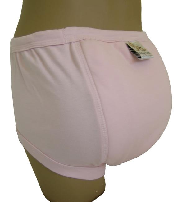 Adult baby vinyl pants
